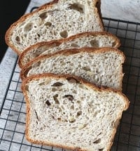 gouda walnut bread