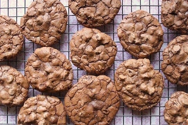 Decadent Chocolate Cookies