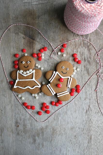 Gingerbread People Cookies