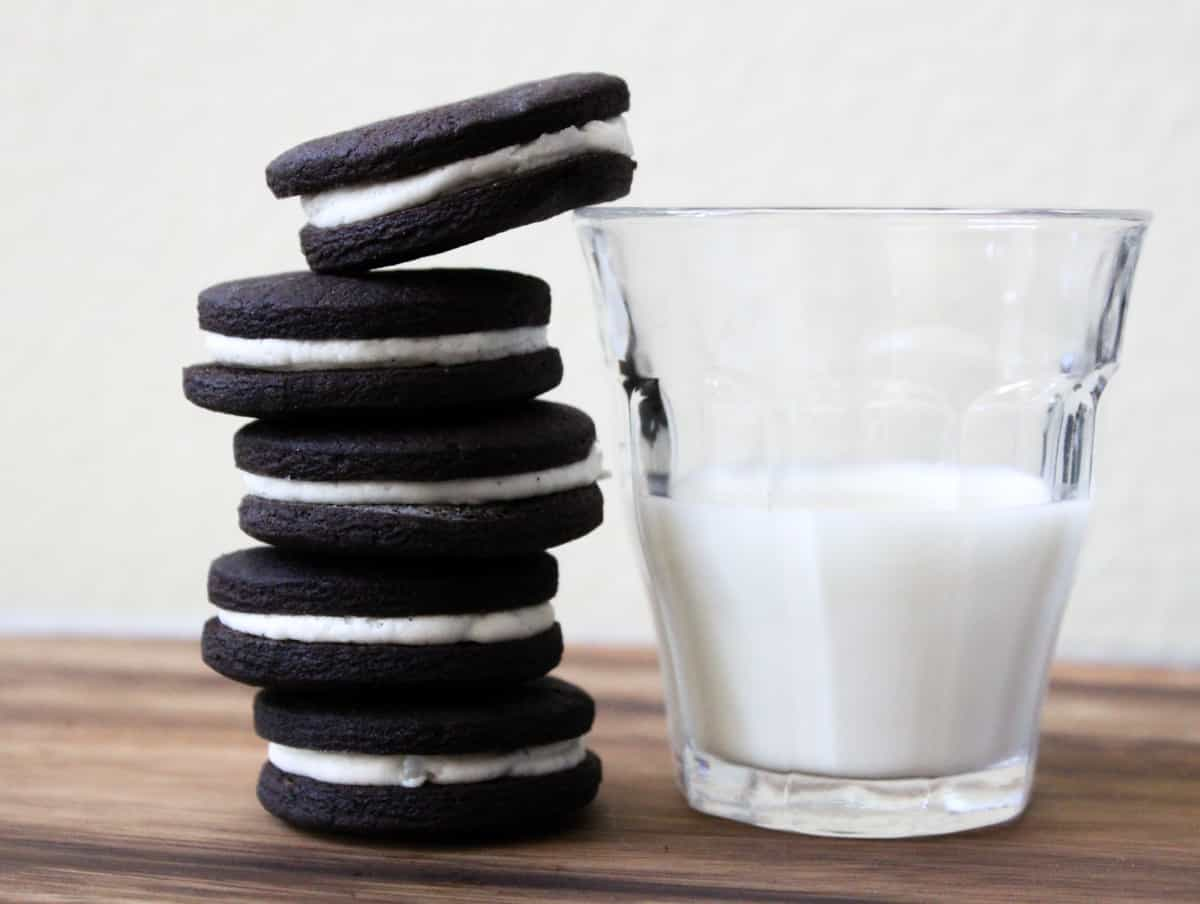 Homemade Oreos - The Little Epicurean