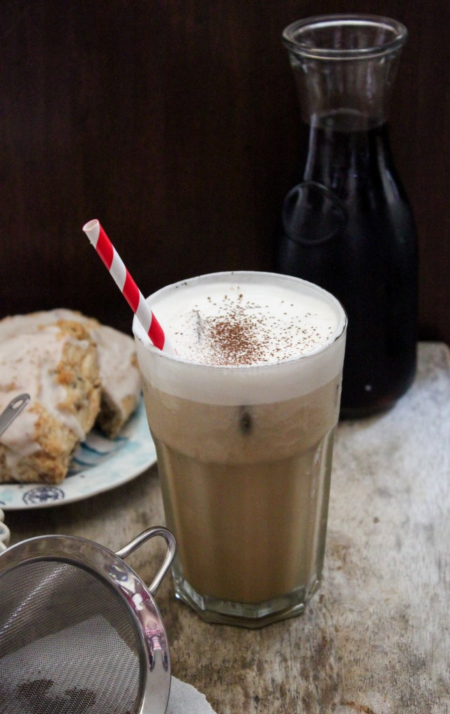 sea salt coffee drink