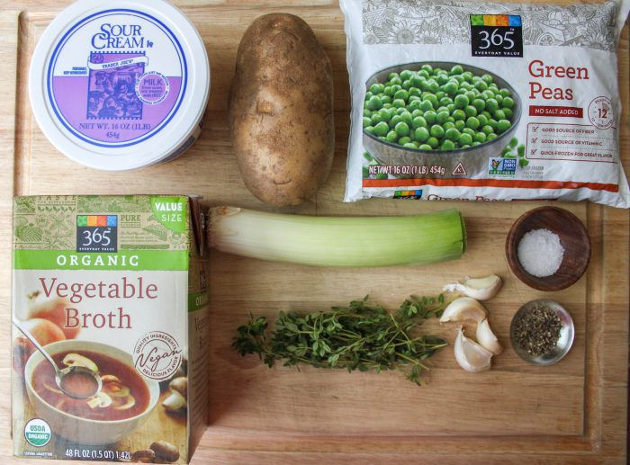 pea soup ingredients