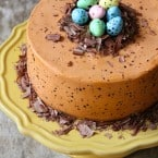 speckled egg cake 1