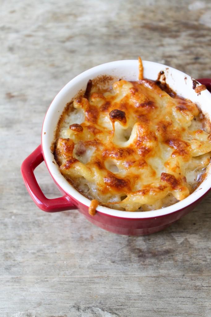 Italian Macaroni and Cheese