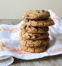 Chocolate-Oatmeal Moon Pies - The Little Epicurean