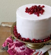 Pomegranate Sheet Cake With Lime Glaze Recipes — Dishmaps