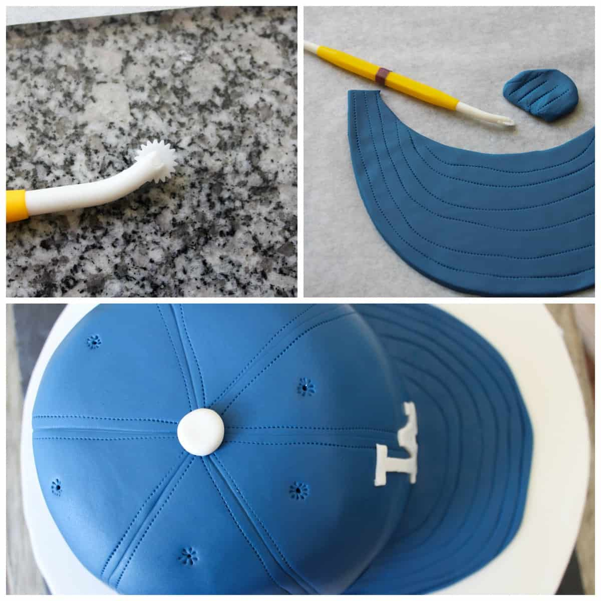 How to sew a cap 54