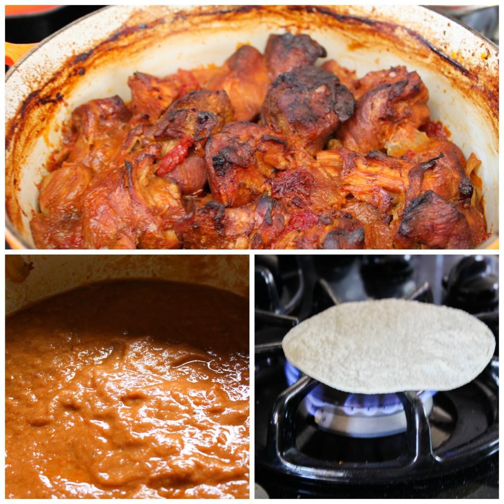 Chipotle Braised Pork Tacos - The Little Epicurean