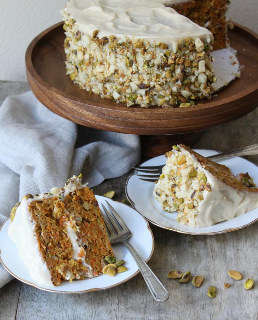 TheLittleEpicurean_carrot cake pistachio