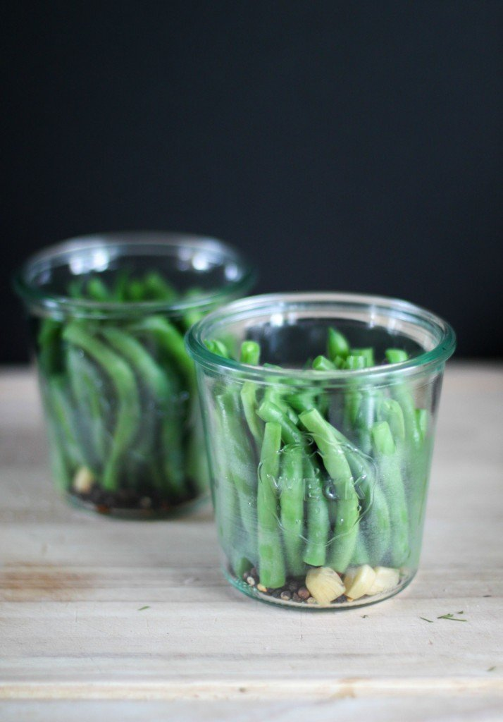 TheLittleEpicurean_green bean pickling