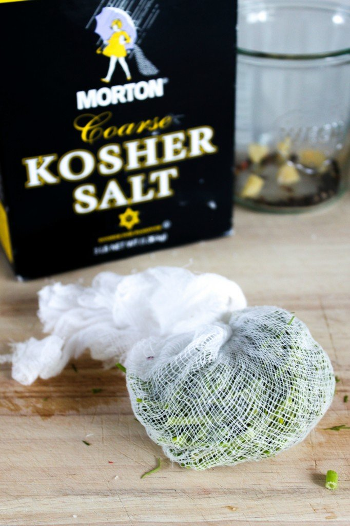 TheLittleEpicurean_kosher salt and dill sachet