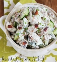TheLittleEpicurean_roasted potato salad
