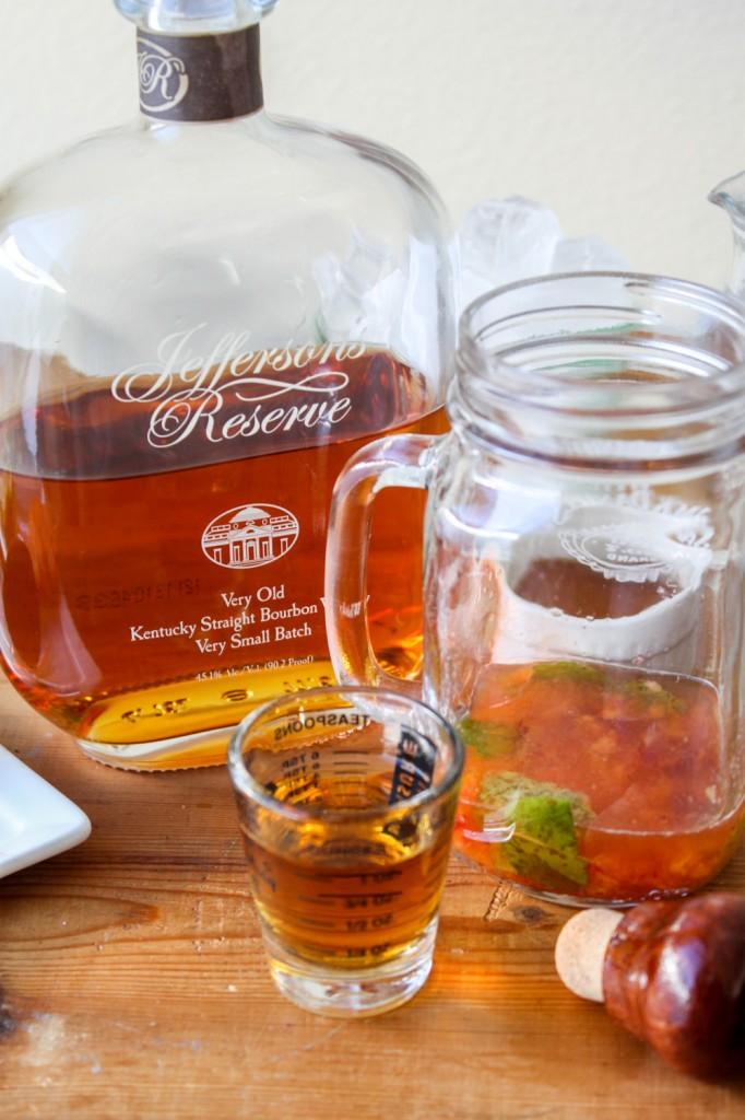 Jefferson's Reserve Kentucky Straight Bourbon Whiskey