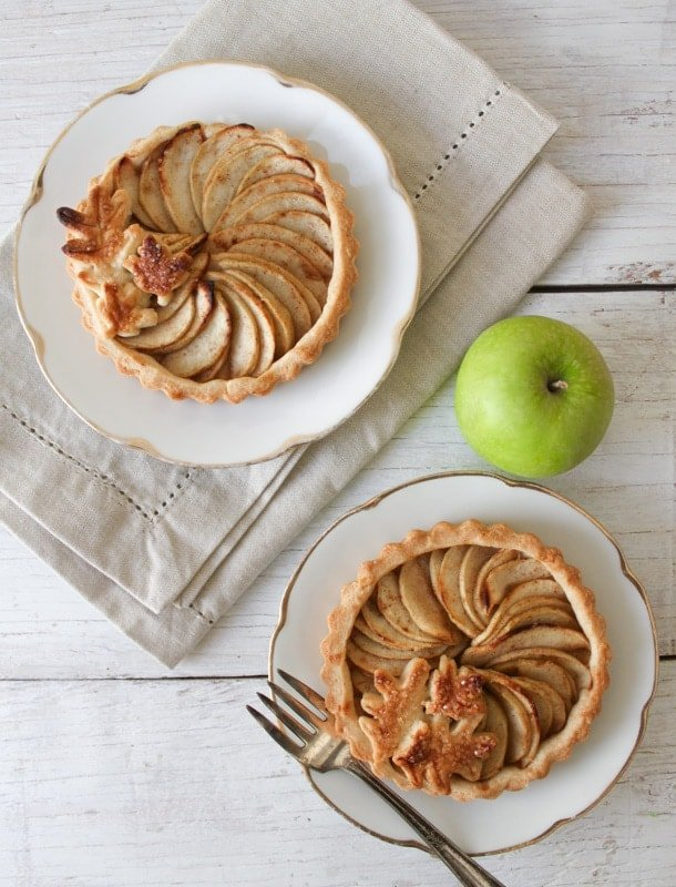 TheLittleEpicurean-apple tart 1