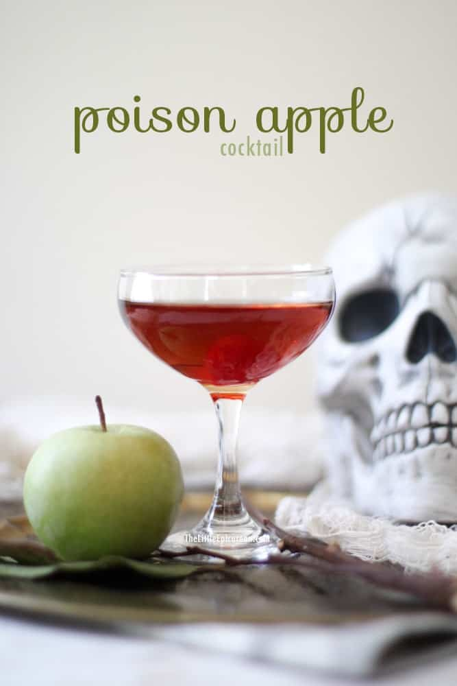 Poison apple by the little epicurean