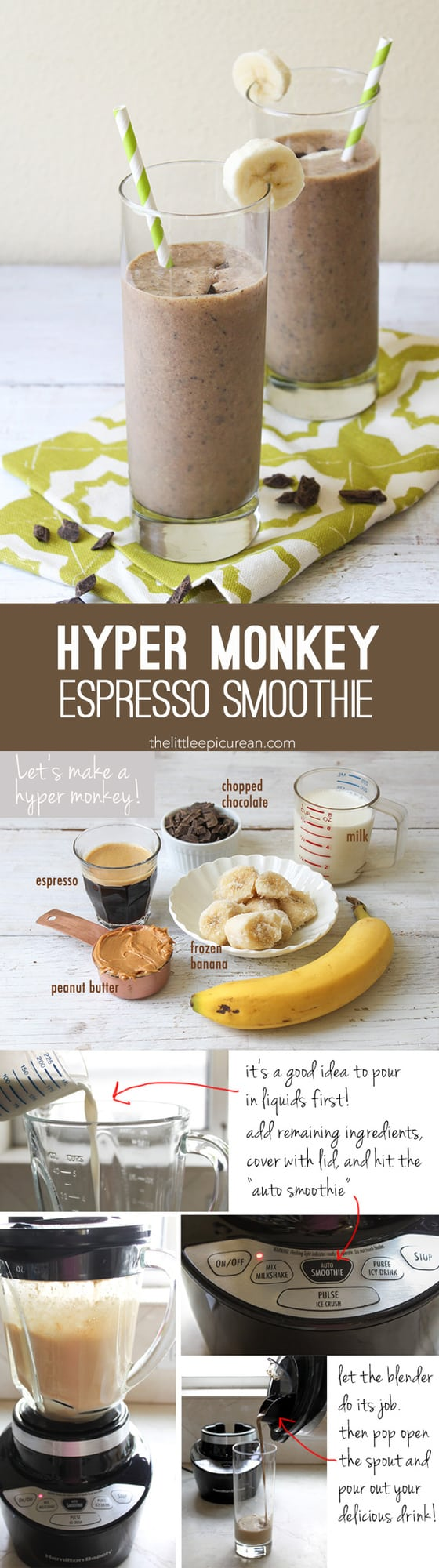 Hyper Monkey Smoothie