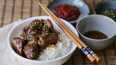 Slow Cooker Asian Braised Beef