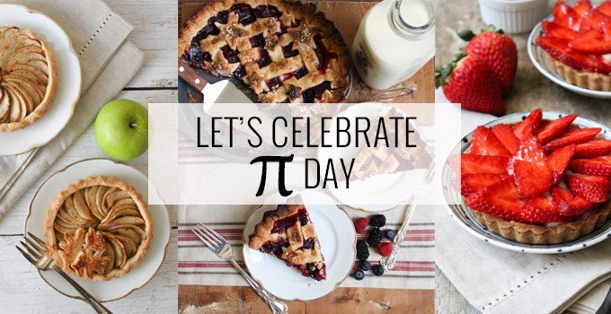 Pi Day Pie Recipes
