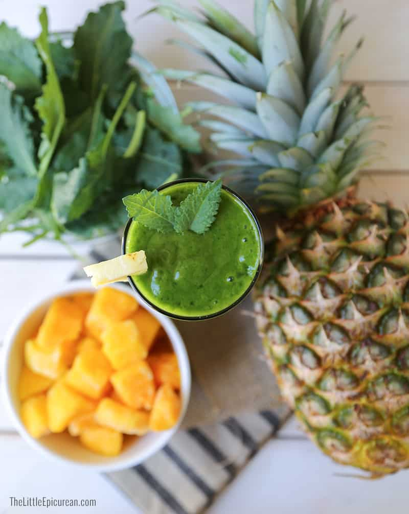 TheLittleEpicurean-green-smoothie