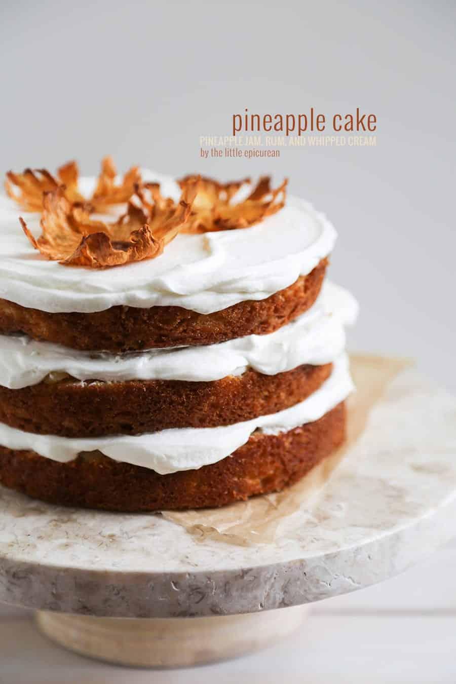 TheLittleEpicurean-pineapple-cake