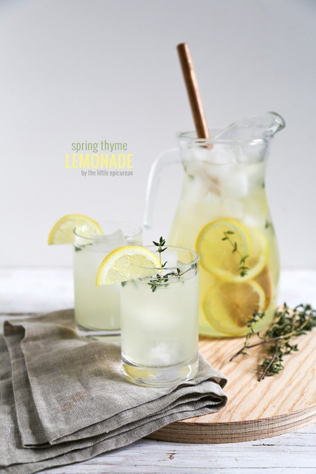 TheLittleEpicurean-spring-thyme-lemonade