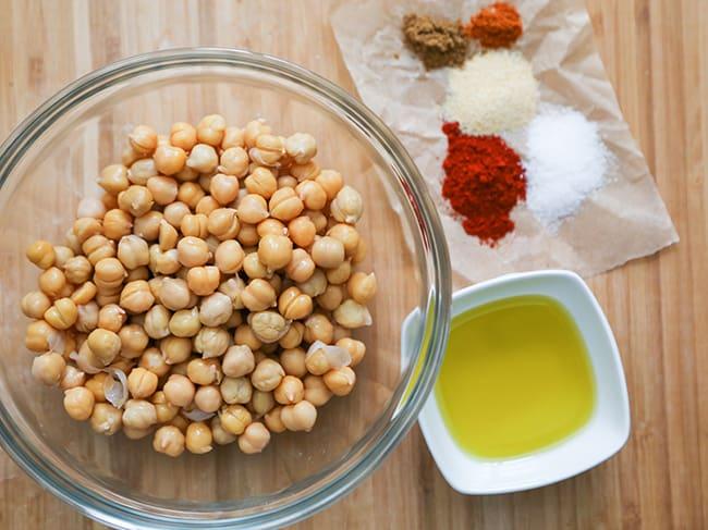 TheLittleEpicurean-crunchy-chickpea-ingredients