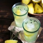 Thirsty Thursday: Honey Whiskey Lemonade