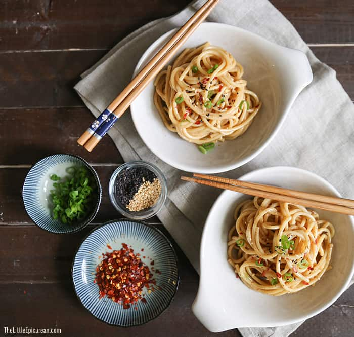 sesame noodles cold sesame noodles gingered sesame noodles cold sesame ...