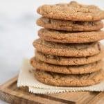 Peanut Chocolate Chip Cookies   The Little Epicurean