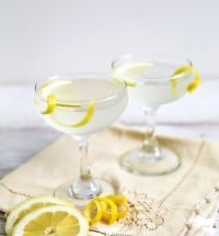 Limoncello Vodka Cocktail | The Little Epicurean