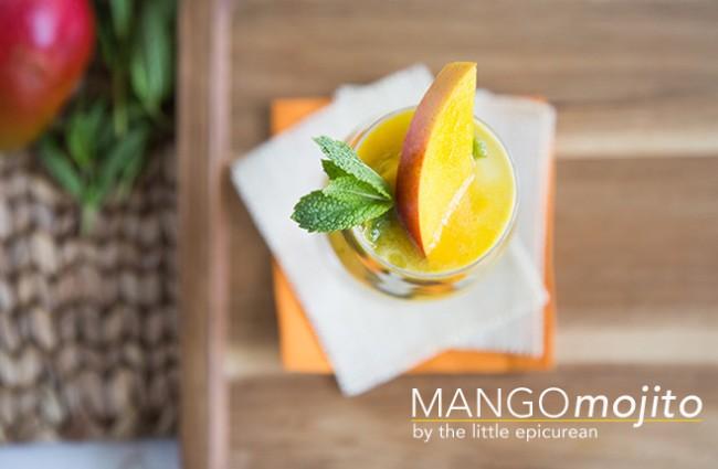 Mango Mojito | The Little Epicurean