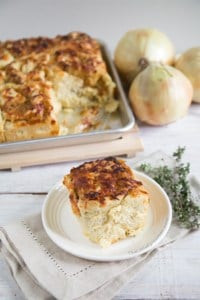 """French Onion Soup"" Bread Rolls | The Little Epicurean"