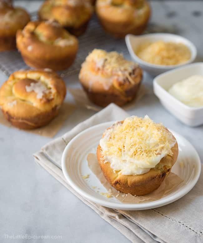 Ensaimada Bread | The Little Epicurean