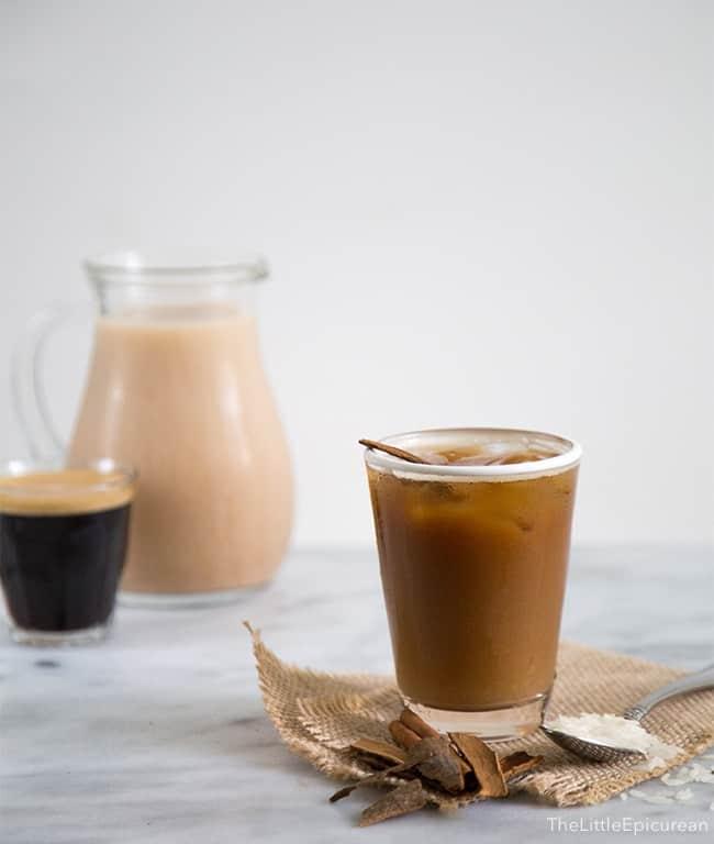Horchata Latte