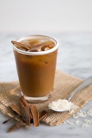 Horchata Latte | The Little Epicurean