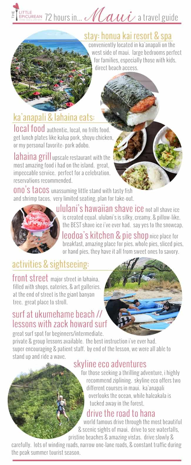 72 hours in Maui: a travel guide
