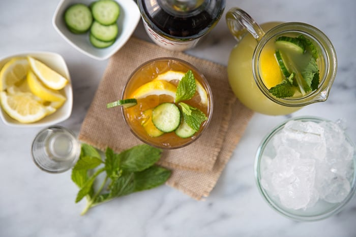 how to make your own pimms