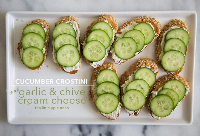 Garlic and Chive Cream Cheese spread