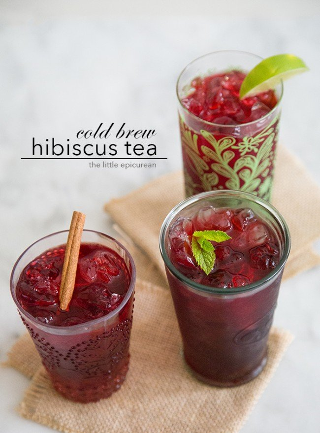 or earthy notes. Hibiscus tea is nothing like that. Although this tea ...