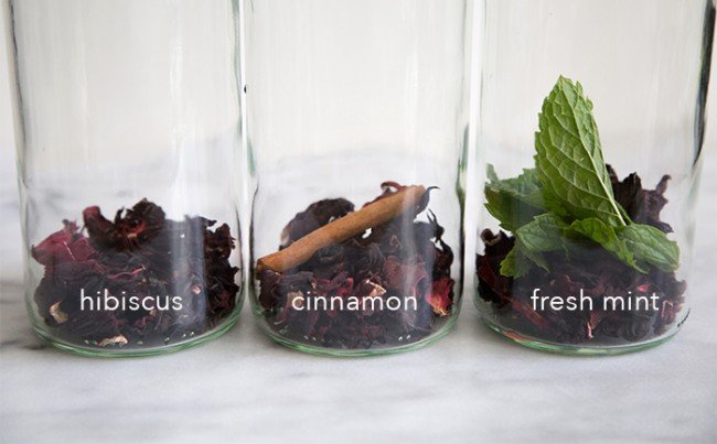 Hibiscus Tea Agua De Jamaica The Little Epicurean