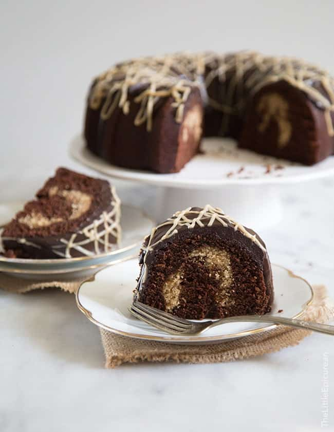 German chocolate bundt cake recipe scratch