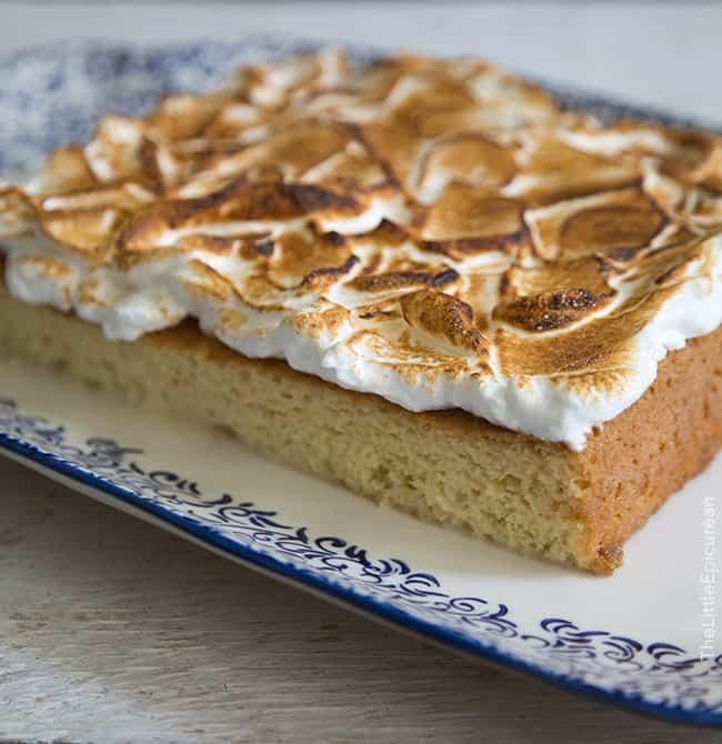 Tres Leches Cake | the little epicurean