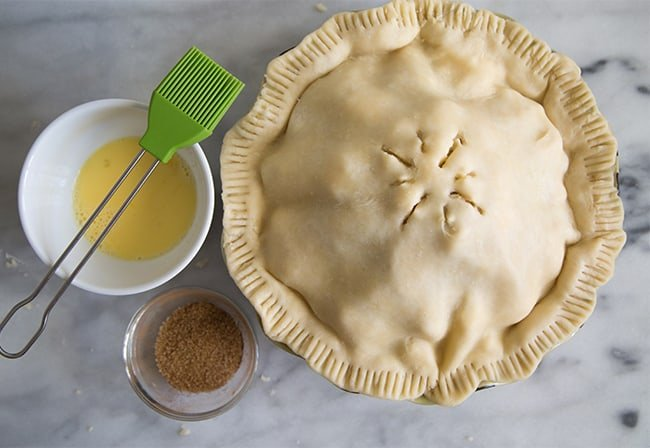 Apple Pie | the little epicurean