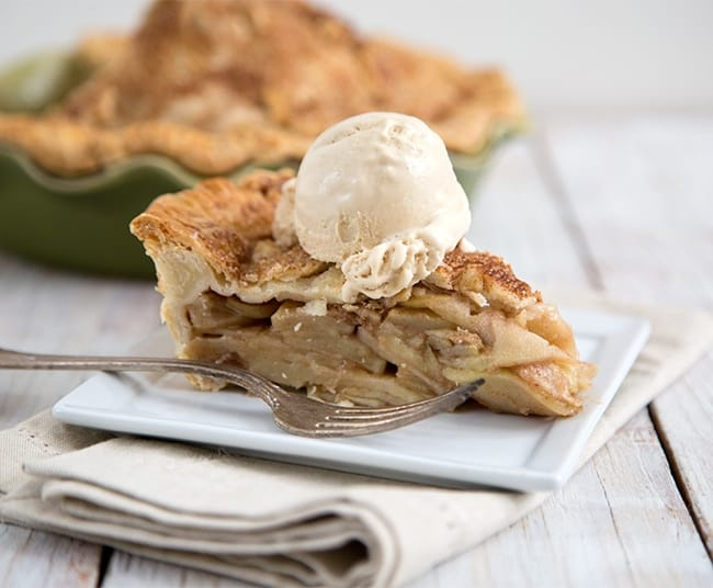 Apple Pie The Little Epicurean