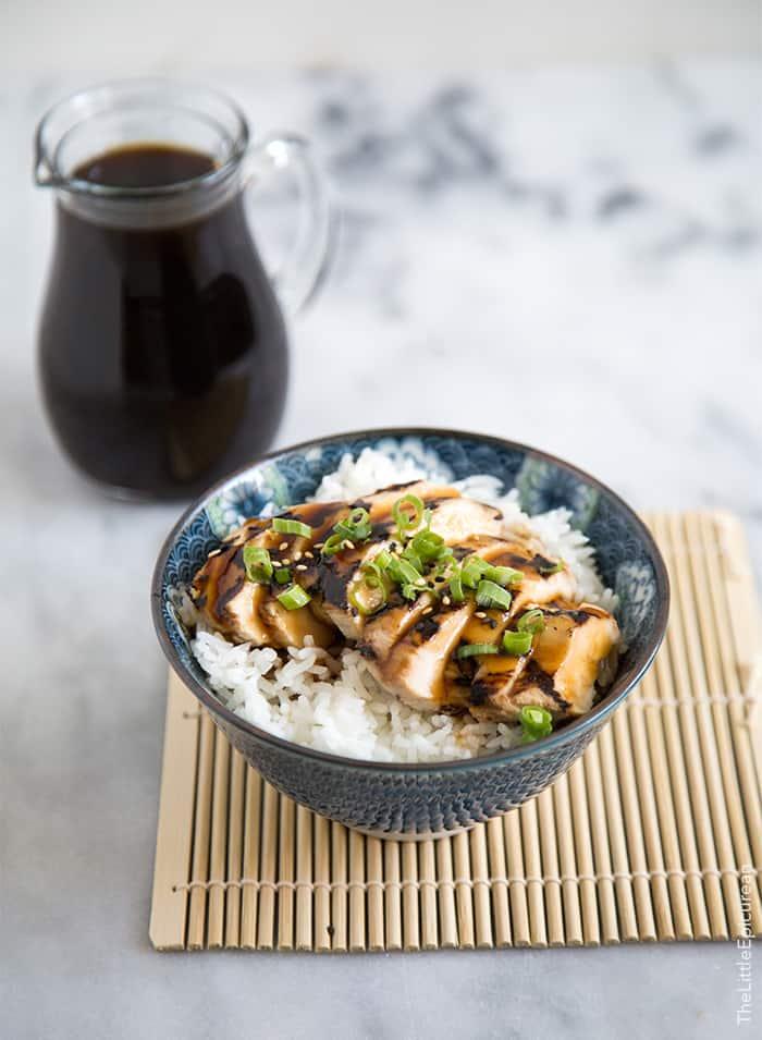Chicken Teriyaki Sauce