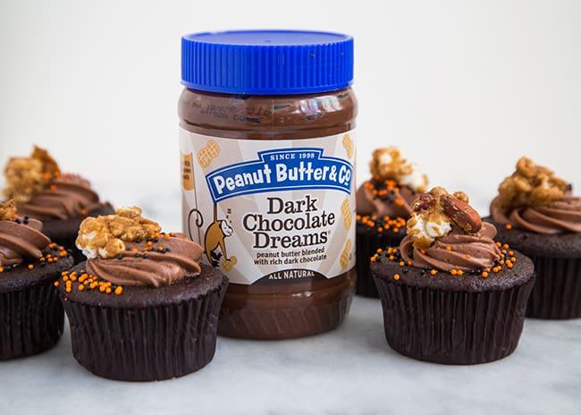 Chocolate Peanut Butter Cake | the little epicurean