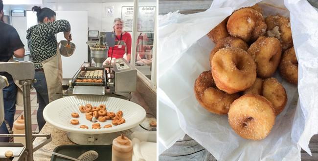Oak Glen Cider Donuts