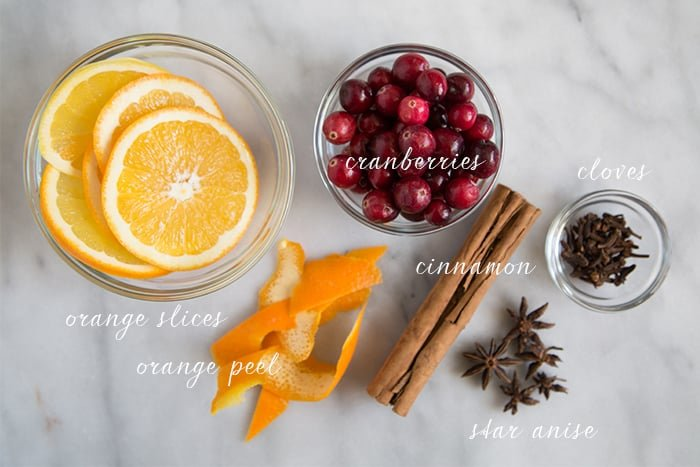 DIY holiday air freshener