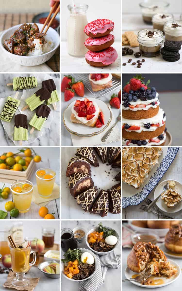 2014 recipes