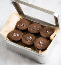 Milk Chocolate Pecan Cups